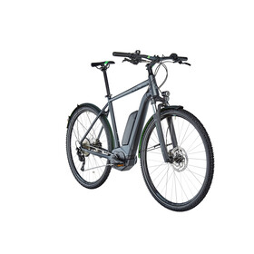 Cube Cross Hybrid Pro Allroad 400 Grey'n'Flashgreen